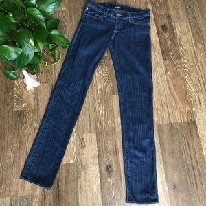 Rock & Republic textured blue jeans